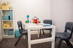 Childrens speech therapy at our SISU therapy centre